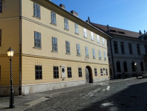 Budavár.-Wesselényi-Kossuth-Táncsics-egykori-börtöne.I.ker