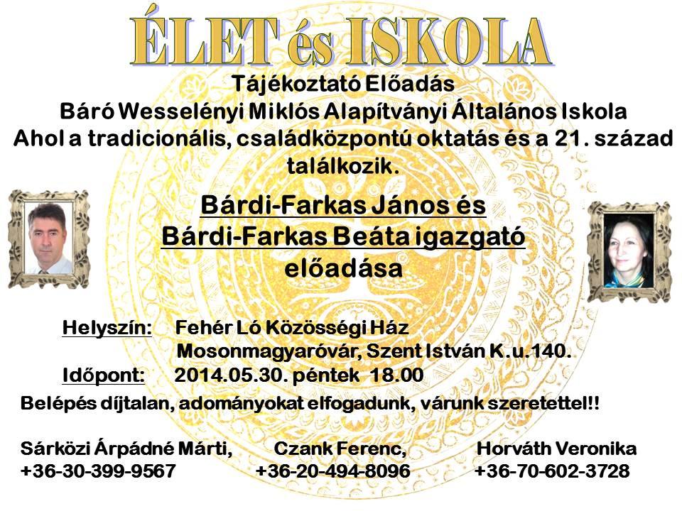 Plakát_Élet_és_Iskola
