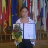 Gratulálunk Kíra!