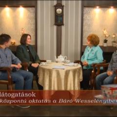 Interjú iskolánk képviselőivel a Hatoscsatornán
