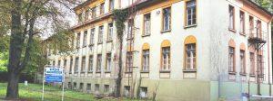 BWM iskola épülete Balatonfűzfő
